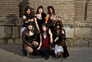 gorm4660 2 0 Girls - Sesion Steampunk  Steampunk Photoshoot by  SteampunkChile 1aba11bf7f95