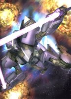 Gundam SEED A-STAR PART-4 by csy5150