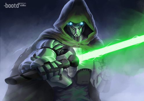 color study again. light saber. by boot-dsign
