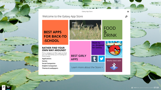 Galaxy App Store by thegbdc