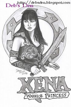 Xena Warrior Princess by Xena-Fan-Club