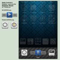 MControls and Rotation icon by rendermax