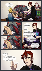 Trick of the Night: Page 252 by flyteck