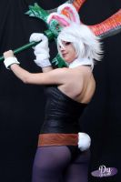Battle Bunny Riven - It's My Turn... by DyChanCos