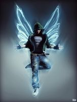 The Winged One by BK1LL3R