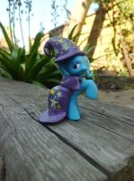 My Little Pony - The Great And Powerful Trixie by DracoRattus