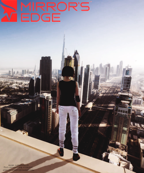 Mirror's Edge cosplay (WIP) by AliceCroft