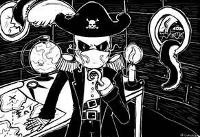MCP Pirate by Comickit