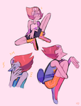 pearl pearl pearl by megadinkloid