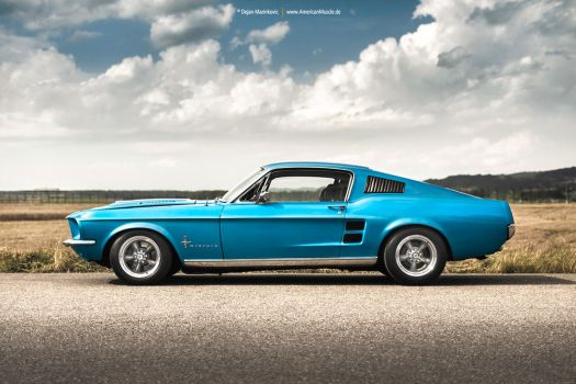 1967 Fastback - Shot 10 by AmericanMuscle