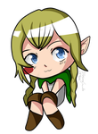 Linkle commission by Ivy-Mitsuno