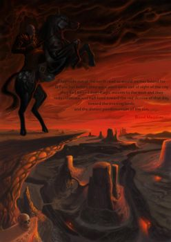 Blood Meridian by UpliftingComment