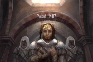 Young Yusuf 2 by sunsetagain