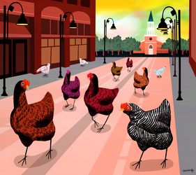 Animal Town by seanmetcalf