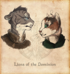 LoD: Lions of the Dominion by NOVlCE