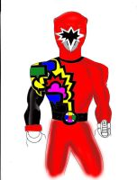 SuperRanger by DynamicSavior