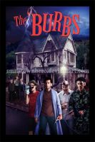 The 'Burbs poster for sale by smalltownhero