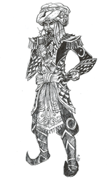 Wrathion quick by PDG-art