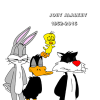 My Tribute to Joe Alaskey with Looney Tunes by MarcosPower1996
