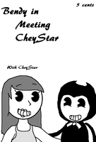 Bendy in Meeting CheyStar by CheysMisadventures