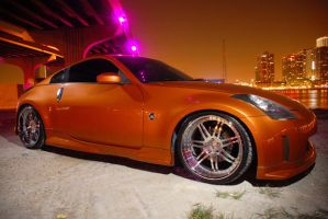 Nissan 350Z 1 by Hella-Sick