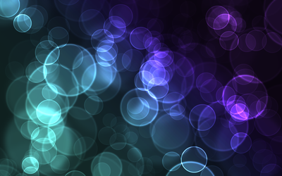 Bokeh Light Background by Photo-Baus