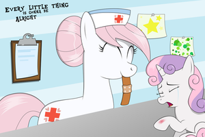 Every little Thing by oOBrushstrokeOo