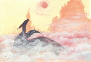 Misty sun (AT) by BettaWyvern