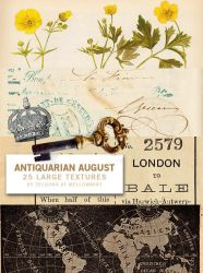 Antiquarian August by mellowmint