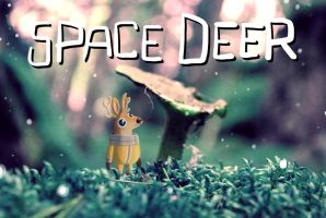 Space Deer the Movie by IndianaJonas
