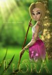 Flora ( 2nd poster ) by JPL-Animation