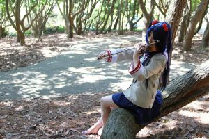 CLANNAD_kotomi by umibe