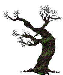 [Primal Reign] Animated Soul Tree by Carnivorous-Unicorn