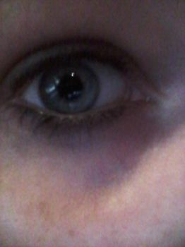 my eye by The-11thDoctor