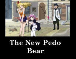 Holy Crap a New Pedo Bear! by RavenSnipper