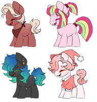 Quicky OTA Adopts - 2/4 OPEN by ivybruh