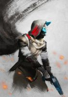 Cayde-6 by Alex-Donovan