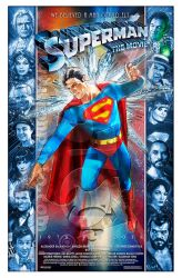 Superman 40th Anniversary by jonpinto