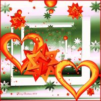 Christmas is coming by GLO-HE