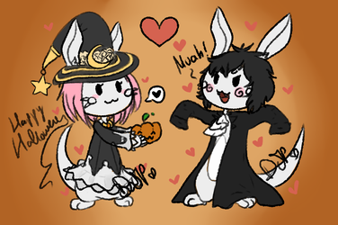 Happy Halloween by Djpgirl