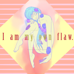 Aesthetic A: Flawed by 24WildHeart