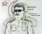 Leader of the Broviet Union by UrLogicFails