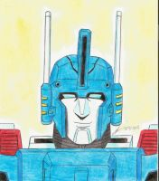 Ultra Magnus mtmte by ailgara