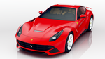 Ferari Berlinetta Red by demonmem
