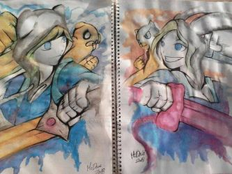 Parallel worlds by McDave19