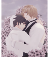 MMD - His smile by Barteflai1