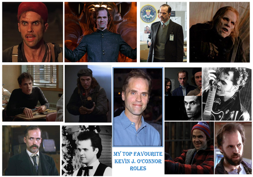 My Top Favourite Kevin J. O'Connor Roles [Collage] by Nickypink09
