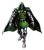 Doctor Doom by geos9104