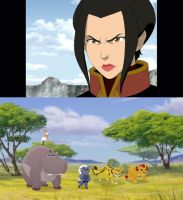 The Lion Guard is Going to Defeat Azula by Uranimated18
