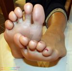 Jenny and Her Original Famous Soles by JennyFeet84